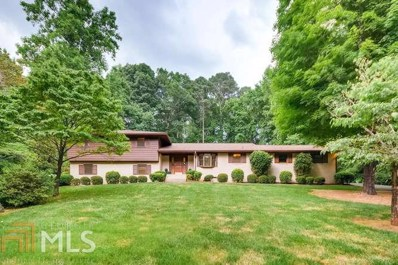 5474 Smoke Rise, Stone Mountain, GA 30087 - MLS#: 8396126