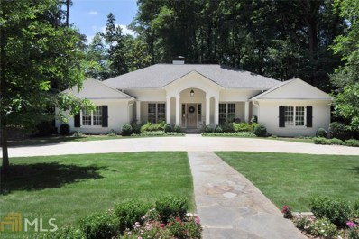 3460 Paces Forest Rd, Atlanta, GA 30327 - MLS#: 8397247