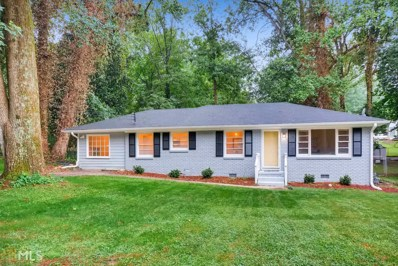 1439 Aniwaka Ave, Atlanta, GA 30311 - MLS#: 8398385