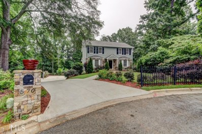 570 Tollwood Dr, Roswell, GA 30075 - MLS#: 8398541