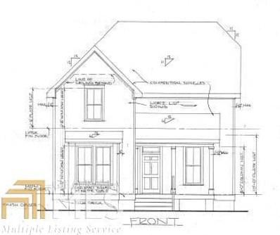 1391 Chestnut St, Macon, GA 31201 - MLS#: 8399397