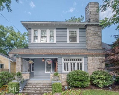 925 NE Argonne Ave, Atlanta, GA 30309 - MLS#: 8400697