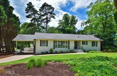 1323 Riverside Dr, Gainesville, GA 30501 - MLS#: 8401637