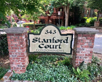 343 8th St UNIT T3, Atlanta, GA 30309 - MLS#: 8402125