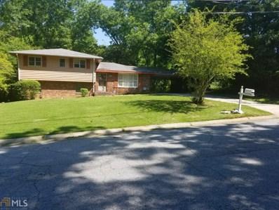2705 Dunmoreland Ter, Atlanta, GA 30349 - MLS#: 8402157