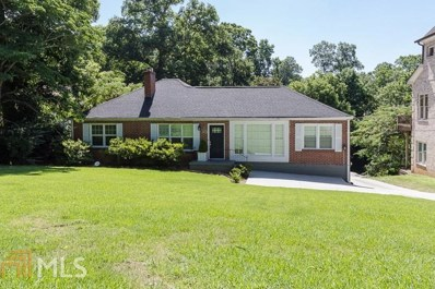 1690 N Druid Hills Rd, Brookhaven, GA 30319 - MLS#: 8403889