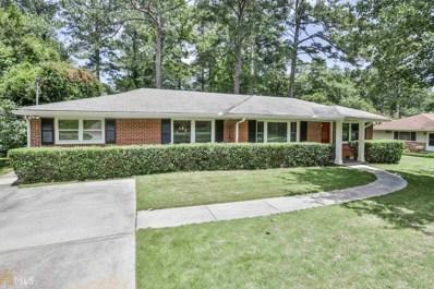 1845 Briarlake Cir, Decatur, GA 30033 - MLS#: 8404120
