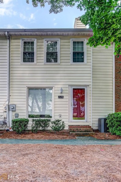 228 Chads Ford Way, Roswell, GA 30076 - MLS#: 8404256