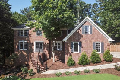 7580 Hunters Woods Dr, Sandy Springs, GA 30350 - MLS#: 8407357