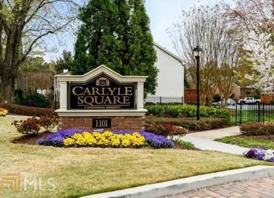 1101 Collier Rd UNIT G2, Atlanta, GA 30318 - MLS#: 8407787