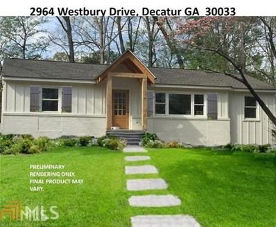 2964 Westbury Dr, Decatur, GA 30033 - MLS#: 8407959