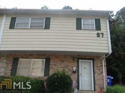 4701 Flat Shoals Rd UNIT 57H, Union City, GA 30291 - MLS#: 8409839
