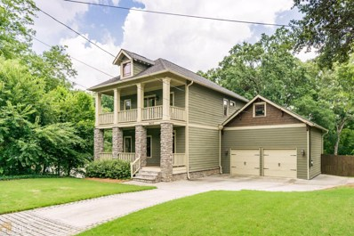 2430 NW Claude St, Atlanta, GA 30318 - MLS#: 8410579
