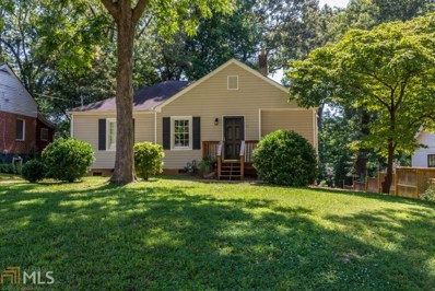 121 Mellrich Ave, Atlanta, GA 30317 - MLS#: 8414180