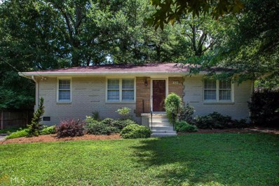839 Alberson Ct, Decatur, GA 30033 - MLS#: 8414330