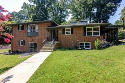 439 Larchmont Dr, Atlanta, GA 30318 - MLS#: 8415617