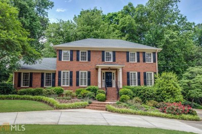 210 Woodrill Way, Atlanta, GA 30350 - MLS#: 8415916