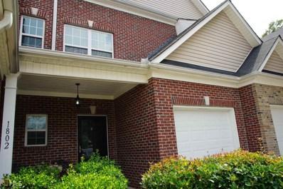 2555 Flat Shoals Rd UNIT 1802, College Park, GA 30349 - MLS#: 8417621