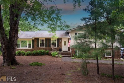 1591 Old Shoal Creek Trl, Canton, GA 30114 - MLS#: 8418192
