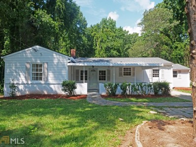 1401 Fairburn Rd, Atlanta, GA 30331 - MLS#: 8421424
