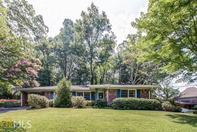 1247 Vista Valley Dr, Atlanta, GA 30329 - MLS#: 8421989