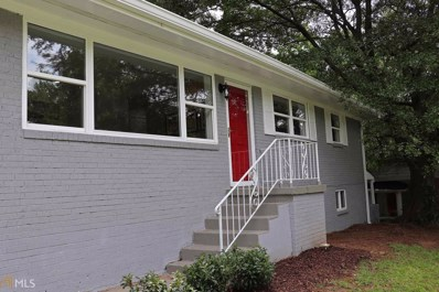 2860 NW Oldknow Dr, Atlanta, GA 30318 - MLS#: 8423396