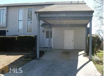 250 Country Club, Jonesboro, GA 30238 - MLS#: 8424534
