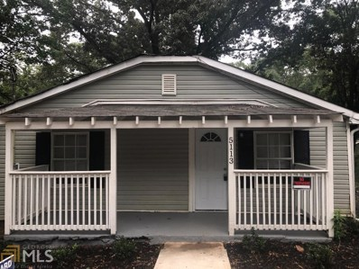 5113 Hill St, Covington, GA 30014 - MLS#: 8424992