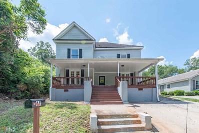 11 Calhoun St, Newnan, GA 30263 - MLS#: 8426052