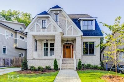 985 Drewry, Atlanta, GA 30306 - MLS#: 8426438