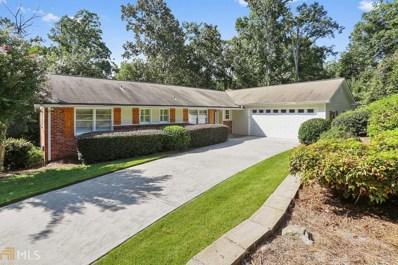 345 Ridgeview Trl, Sandy Springs, GA 30328 - MLS#: 8432084