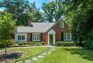 496 Princeton Way, Atlanta, GA 30307 - MLS#: 8432477
