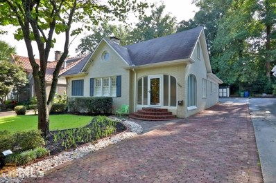 1009 N Virginia Avenue Ne, Atlanta, GA 30306 - MLS#: 8433730