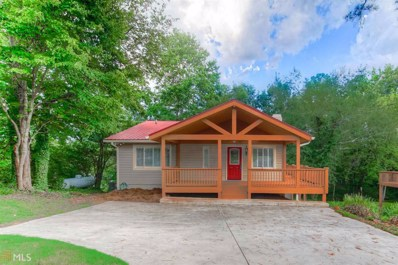 95 Overlook Ct, Dawsonville, GA 30534 - MLS#: 8433933