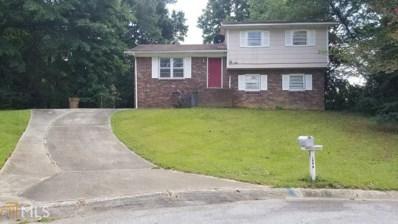 1689 Thrasher Ct, Jonesboro, GA 30238 - MLS#: 8434825