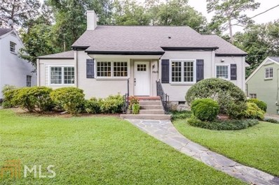 1969 N Decatur Rd, Atlanta, GA 30307 - MLS#: 8435355