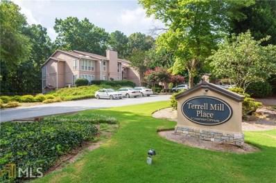 1545 Terrell Mill Pl UNIT D, Marietta, GA 30067 - MLS#: 8436871