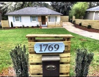 1769 San Gabriel Ave, Decatur, GA 30032 - MLS#: 8436899