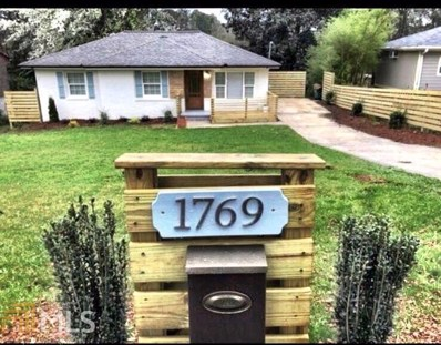 1769 San Gabriel Ave, Decatur, GA 30032 - MLS#: 8436899
