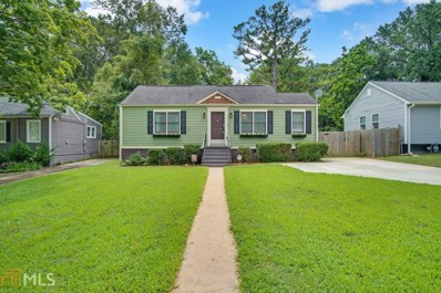 1711 Braeburn Dr, Atlanta, GA 30316 - MLS#: 8439452