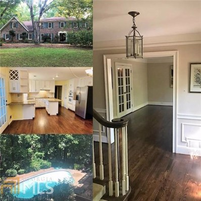 200 Zeblin Rd, Sandy Springs, GA 30342 - MLS#: 8439587