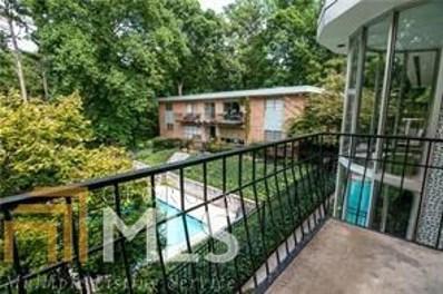 1233 NE Woodland Ave UNIT 3, Atlanta, GA 30324 - MLS#: 8443024
