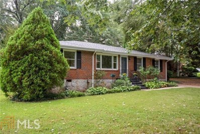 2405 Woodridge Dr, Decatur, GA 30033 - MLS#: 8444363