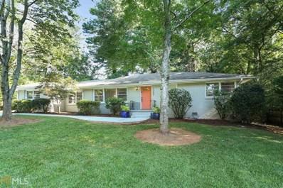 1384 Lively Ridge Rd, Atlanta, GA 30329 - MLS#: 8445133