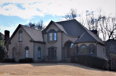602 Creekbank, Woodstock, GA 30188 - MLS#: 8445302