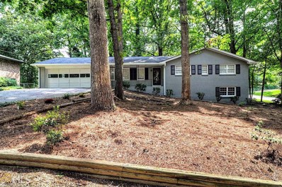 5636 Mountainbrooke, Stone Mountain, GA 30087 - MLS#: 8445428