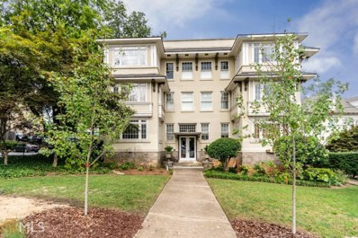 18 Peachtree Cir, Atlanta, GA 30309 - MLS#: 8447205