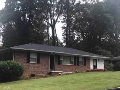 1709 Lakeview, Gainesville, GA 30501 - MLS#: 8448182