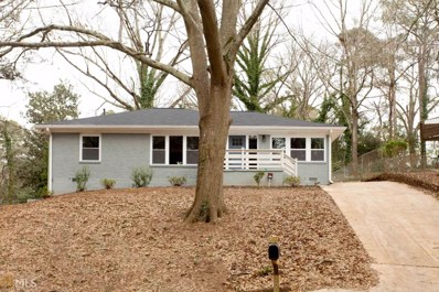 1622 San Gabriel Ave, Decatur, GA 30032 - MLS#: 8448628