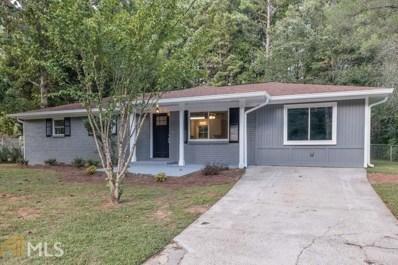 3405 Hopkins Rd, Powder Springs, GA 30127 - MLS#: 8449433